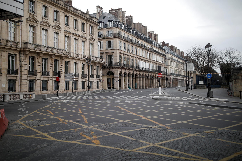 2020-03-22 france paris coronavirus air quality