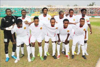 L'équipe du Congo a remporté le groupe A devant le Tchad et la Guinée Equatoriale.