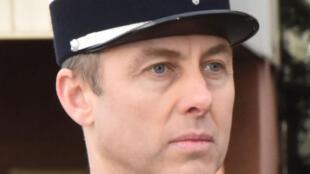 英勇献身救人质对抗恐怖枪击的法国宪警军官贝勒特拉姆