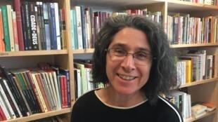 Anne Lima, Directora das Éditions Chandeigne