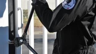 Membro do GIPN, grupo especial de intervenção da polícia nacional francesa, que atuou no sequestro que terminou com duas mortes em Dijon.