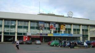 Nhà hát Dubrovka, trung tâm Matxcơva, nơi đã xảy ra vụ bắt con tin vào năm 2002 (DR)
