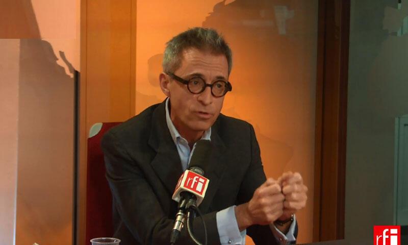 David Baverez, investisseur français à Hong Kong.