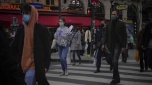 Paris contaminação