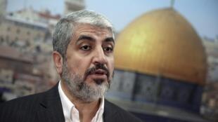 El líder de Hamas, Khaled Meshaal, ha pedido a los palestinos defender el santuario contra la voluntad de dominación de Israel.