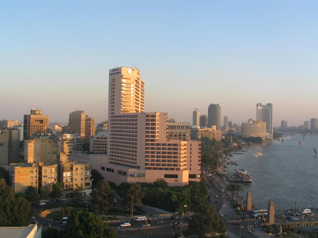 Le Caire (Égypte).
