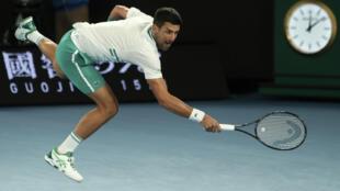 Novak Djokovic won his 300th Grand Slam match