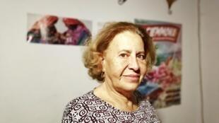 Leila Daianis mora na Itália há 40 anos e trabalha na defesa de transexuais brasileiras em Roma.