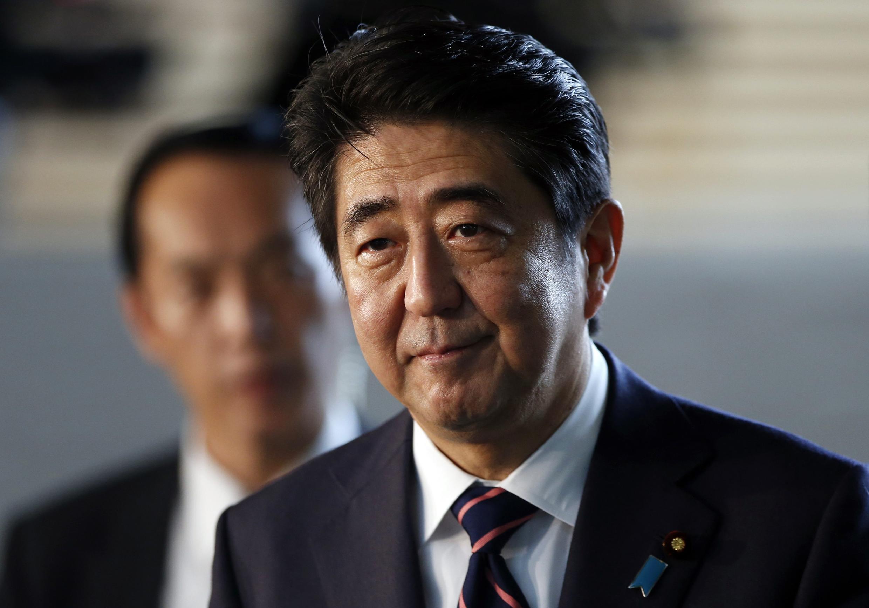 Thủ tướng Nhật Shinzo Abe công du  Nam Á - từ 06/09/2014 -  hầu  đối trọng với Trung Quốc.