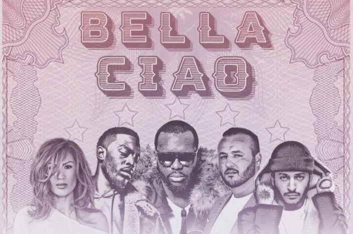 Сингл французского ремикса песни «Bella Ciao» (2018)
