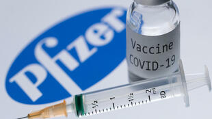 6,4 millones de dosis de la vacuna de Pfizer/BioNTech se enviarán a Estados Unidos inmediatamente después de la luz verde de la Administración de Medicamentos y Alimentos