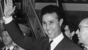 Ahmed Ben Bella.