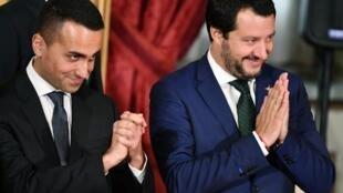Луиджи Ди Майо и Маттео Сальвини обвинили Францию встремлении«разорить Африку»иусугубить миграционный кризис.