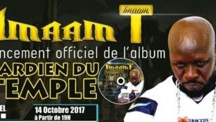 L'artiste tchadien Imaam T.