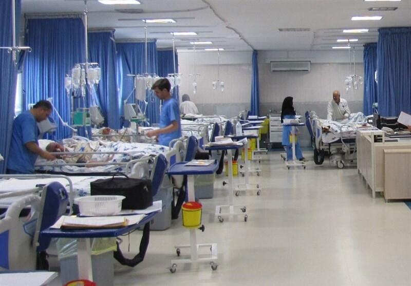 مراجعات به بیمارستانها در ایران همچنان تصاعدی است