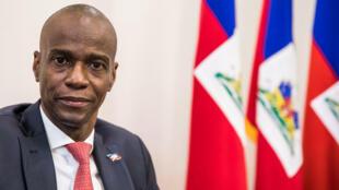 海地总统 莫里斯Jovenel Moise 2019年