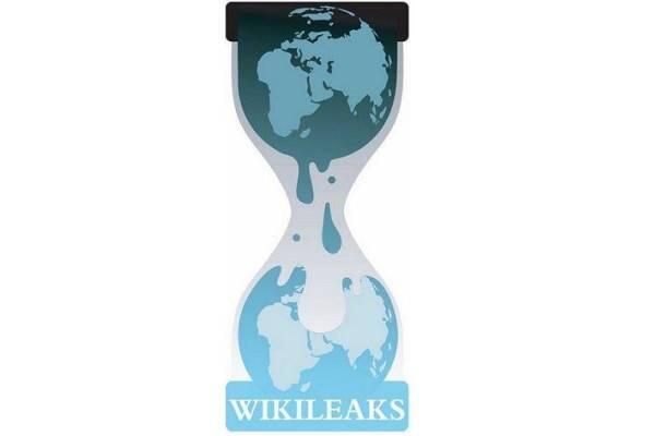 logo de Wikileaks.