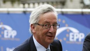 Jean-Claude Juncker, le 27 mai 2014, à Bruxelles.