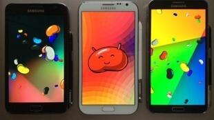 Certaines applications de smartphones permettent de payer ou de recevoir de l'argent.