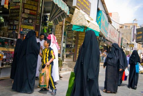 A Árabia Saudita aplica uma interpretação rigorosa da xaria, a lei islâmica.