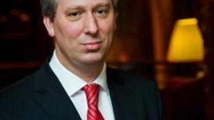 Dimitri Verdonck, spécialiste de Djibouti et président de l'Association culture et progrès.