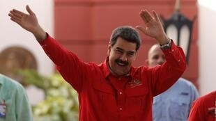 委内瑞拉总统马杜罗2019年7月28日加拉加斯