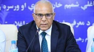 Abd Saboor Qanie   Source (Herat governor office)