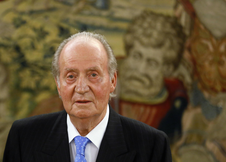 Juan Carlos I de Borbón.