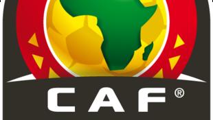 Logotipo do Campeonato africano das nações de futebol a decorrer em Marrocos em 2015