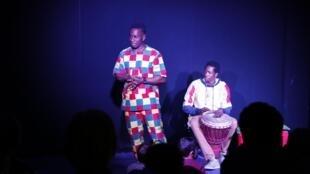 Yacouba Konaté et Wally Saho.