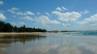 Praia do Tofo, Província de Inhambane