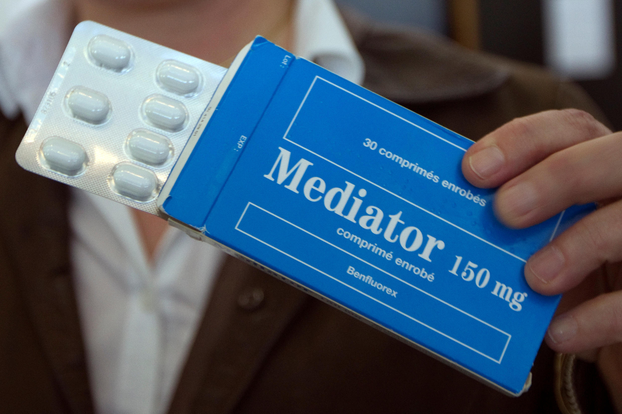 Mediator pills, developed to treat diabetes, are believed to have caused between 500 and 2,100 related deaths in France.