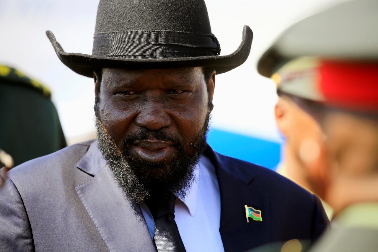 Salva Kiir est à la tête du Soudan du Sud depuis la création du pays en 2011.