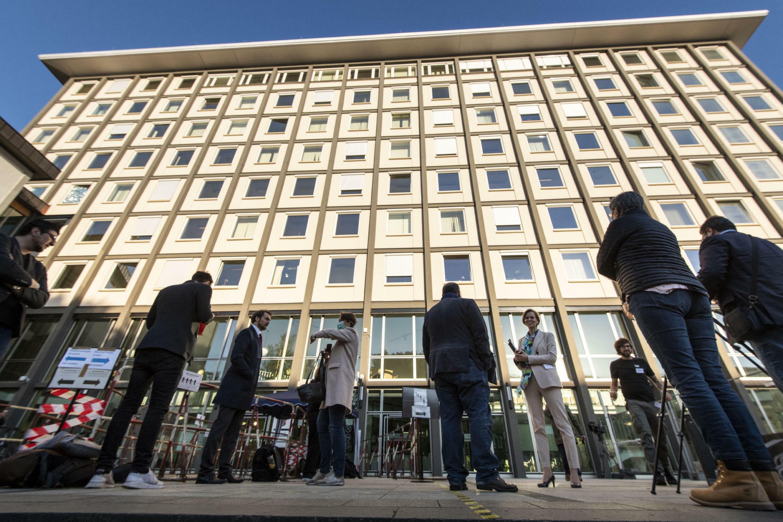 Coblange - Allemagne - Syrie - procès