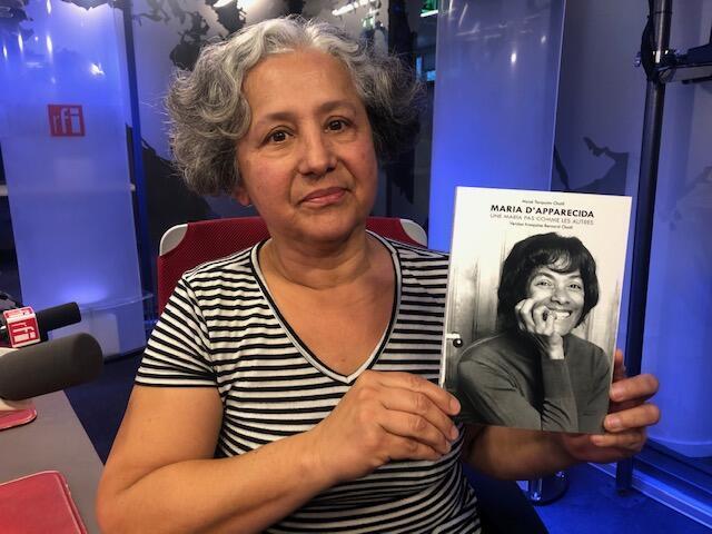 A escritora Mazé Torquato