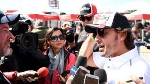 El piloto español Fernando Alonso ya tiene auto para su tercer asalto a la legendaria prueba de las 500 Millas de Indianápolis el 23 de agosto.