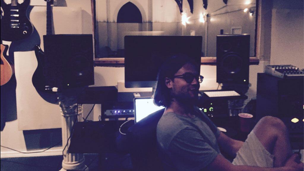 Detroit, Assemble Church avec Garreth Koehler de Assemble Sound.