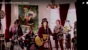 4 Non Blondes, nhóm rock alternative nữ từ  bang California, Mỹ. Ảnh chụp màn hình YouTube.