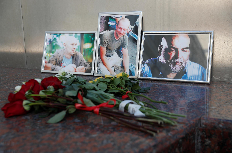 Орхан Джемаль, Александр Расторгуев и Кирилл Радченко были убиты в ЦАР. Они снимали расследовательский фильм о деятельности ЧВК Вагнера.