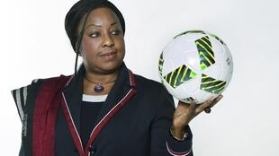 La Sénégalaise Fatma Samba Diouf Samoura a été nommée en mai 2016 par le conseil de la Fifa secrétaire générale de cet empire footballistique.