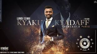 Kyaku Kyadaff, músico angolano