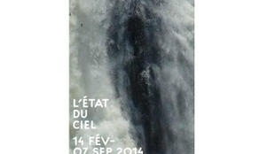 Affiche de la première partie de l'exposition «l'Etat du Ciel».