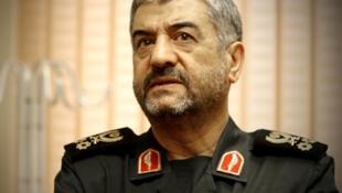 محمدعلی جعفری فرماندۀ سپاه پاسداران ایران