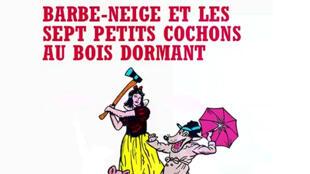 <i>Barbe-Neige et les sept petits cochons au bois dormant, </i>de la chorégraphe et metteur en scène italienne Laura Scozz, au Théâtre du Rond-Point à Paris, jusqu'au 31&nbsp;janvier&nbsp;2016.
