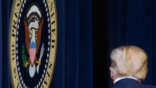 Etats-Unis - Washington - Donald Trump
