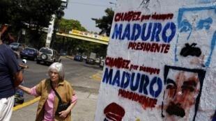 Venezuelanos votam neste domingo para escolher o sucessor de Hugo Chavez.