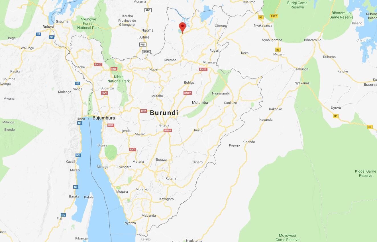 Les six collégiennes sont élèves à Kirundo, dans le nord-est du Burundi.