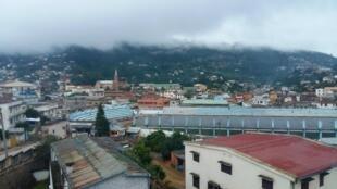 À Madagascar, la ville de Fianarantsoa est confinée depuis lundi 6 avril alors qu'il y a déjà quatre cas de coronavirus.