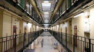 La prisión de Fresnes, al sur de París, en una imagen del 11 de enero de 2018