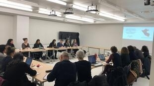 Pesquisadores franceses discutem desastres ambientais em Minas Gerais